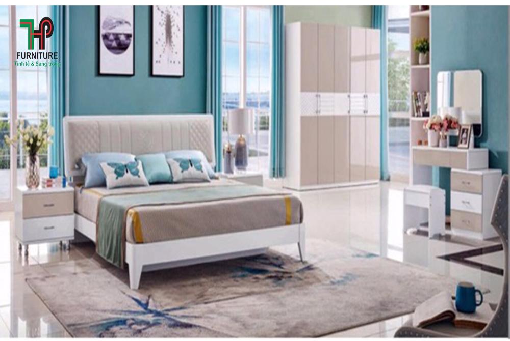 Bộ giường ngủ cao cấp