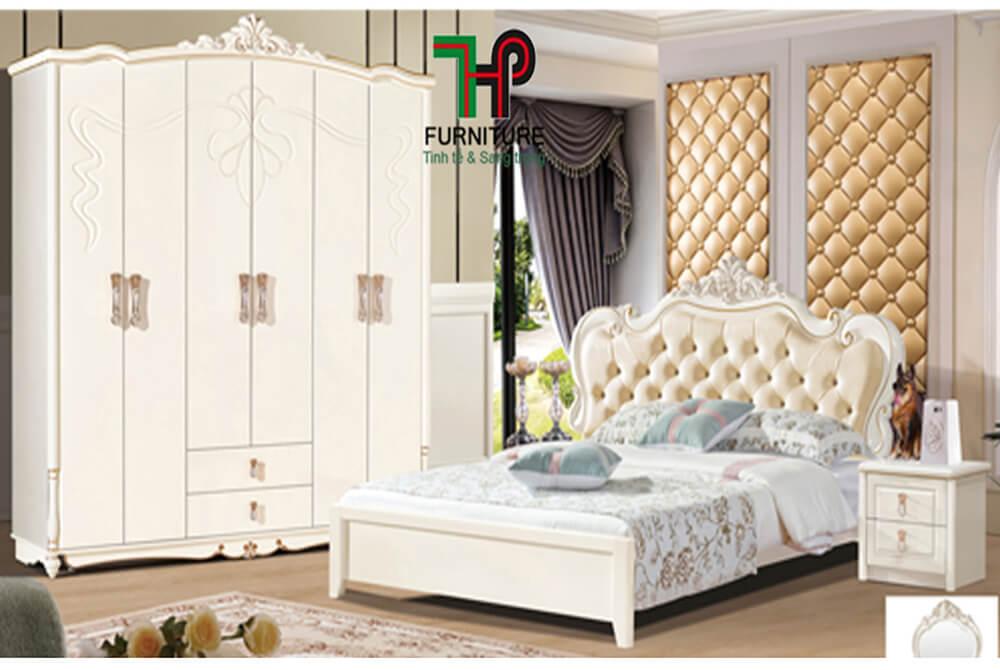 Bộ giường ngủ cổ điển (1)