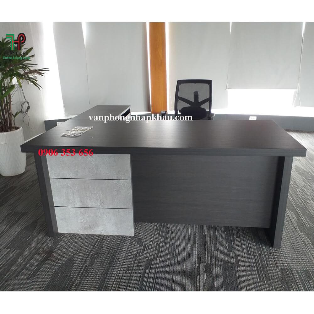 bàn giám đốc gỗ công nghiệp (4)