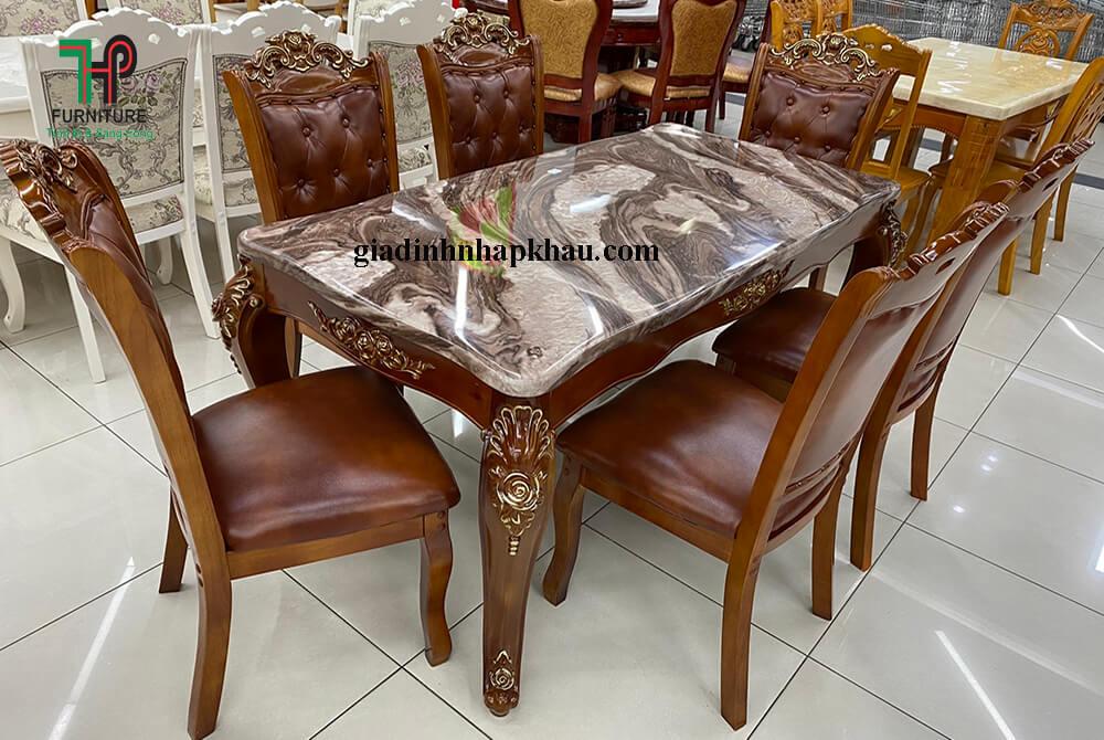 bàn ghế ăn cổ điển (3)